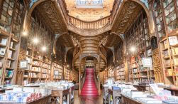 Lello Bookshop, Porto